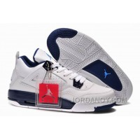 "New Air Jordan 4 GS ""Columbia"" Free Shipping"