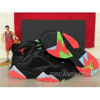 """Authentic Girls Air Jordan 7 Retro 30th """"Marvin The Martian"""" For Sale"""