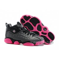 Top Deals Jordan Jumpman Team 2 GS Dark Grey/Vivid Pink/Black/Metallic Silver
