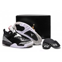 "New Jordan Son Of Mars Low ""Black Cement"" For Sale"