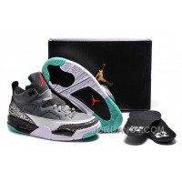 """Top Deals Jordan Son Of Mars Low """"Pro Stars"""" Cool Grey/Poison Green-Infrared 23 For Sale"""