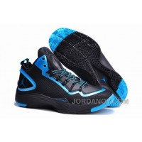 New Jordan Super.Fly 2 PO Black-Dark Powder Blue Hot Now