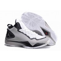 New Jordan Super.Fly 2 PO Wolf Grey White Black Cheap To Buy