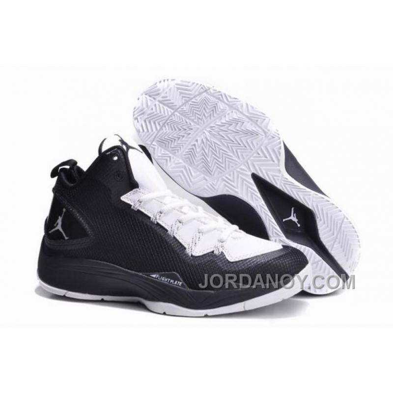 finest selection 3d2c4 8f86c Super Deals Jordan .Fly 2 PO Black/White/White For Sale