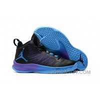 "New Jordan Super.Fly 5 X ""Black Grape"" Discount"
