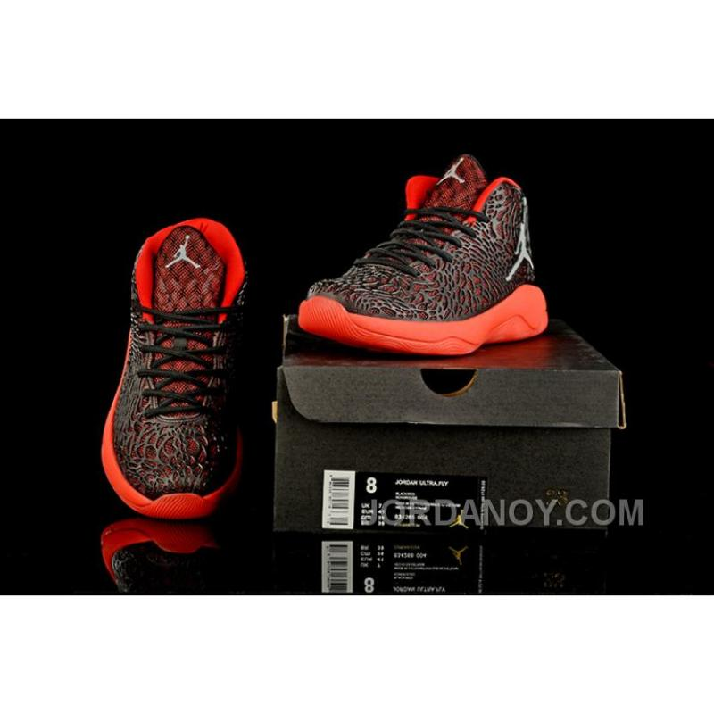 8b08d246e1245d ... coupon for free shipping jordan ultra fly infrared 23u2033 black  reflective silver infrared 23 08607 aa1e0