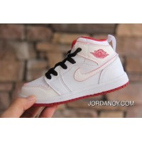 Kids Air Jordan 1 Shoes 2018 New Version Top Deals