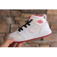 Kids Air Jordan 1 Shoes 2018 New Version 6 Best