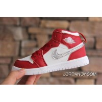 Kids Air Jordan 1 Shoes 2018 New Version 5 Authentic
