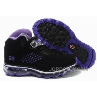 Kids Air Jordan 5 Max Black Purple Cheap To Buy