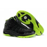 Kids Jordan Play In These F Varsity Black Green Free Shipping