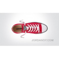 Kids Converse All Star Classic Red High Top Discount Ybmw3n
