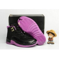 "Free Shipping Kids Air Jordan 12 ""Hyper Violet"" 2016 For Sale"