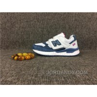 New Balance 530 For Kids Children Nb530 KV530GPP Kids Blue Beige New Release