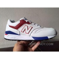 2016 New Balance 997.5BBK 997 998 American Flag White Red Blue Super Deals