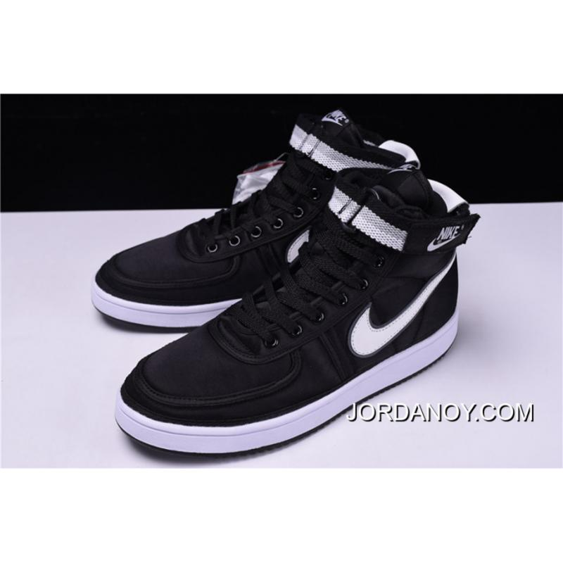 ... 2018 Copuon Name Hyx62108 Nike Vandal High QS Godfather Retro Nylon  Fabric Street Dance High Also ...