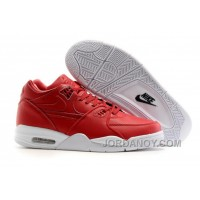 NikeLab Air Flight 89 Gym Red/White-Gym Red Authentic