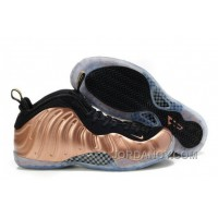"Nike Air Foamposite One ""Dirty Copper"" For Sale"
