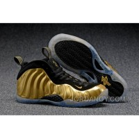"For Sale 2016 Nike Air Foamposite One ""Metallic Gold"""