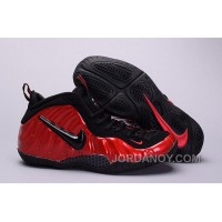 Cheap To Buy 2016 Nike Air Foamposite Pro University Red-Black For Sale