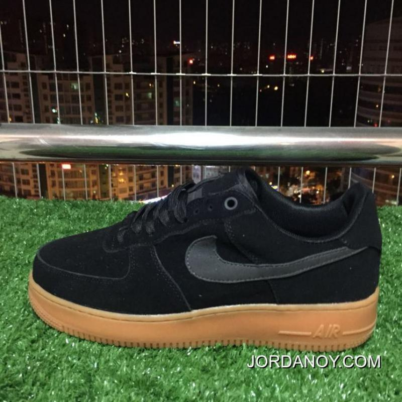 2018 New Style Af1 2017 Air Force Winter Season Nike Aa1117