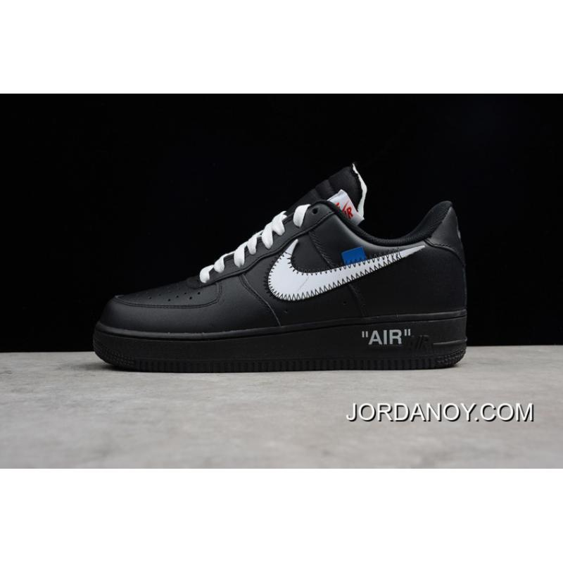 5521351c55 2018 Best OFF-WHITE Air Force 1 X Nike One To Be Low Brown Leather ...