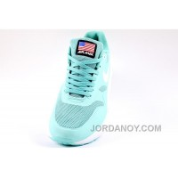 Nike Air Max 87 1 American Flag Women Sky Blue Lastest