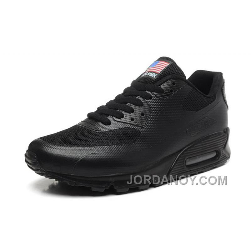50b79151feb USD  88.55  292.22. NIKE Air Max 90 Hyperfuse American Flag Black 36-46  Cheap ...