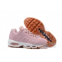Nike Air Max 95 2017 Spring New Pink Women Super Deals