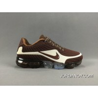 NIKE AIR VAPORMAX FLYKNIT 2018 Brown White Top Deals