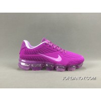 NIKE AIR VAPORMAX FLYKNIT 2018 Purple Discount