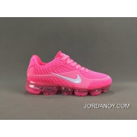 NIKE AIR VAPORMAX FLYKNIT 2018 Pink Cheap To Buy