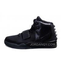 "Nike Air Yeezy 2 ""Blackout"" Authentic"