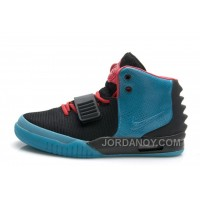 "Nike Air Yeezy 2 ""South Beach"" Glow In The Dark Sole Christmas Deals"