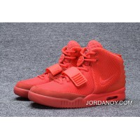 NIKE AIR YEEZY 2 II RED OCTOBER 508214-660 2 New Style