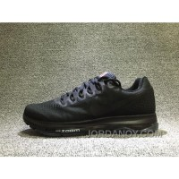 Nike Air Zoom ALL OUT 878670-992 BLACK HALF SIZE New Release