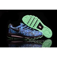 "2017 Nike Fingertrap Max NRG ""Camo"" Turbo Green/Black-Obsidian-Electric Green Super Deals QcCXC"