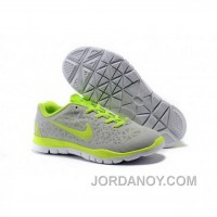 Nike Free TR Fit Kid Light Gray Shoes Authentic