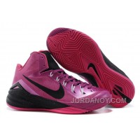 "Hot Now Nike Hyperdunk 2014 ""Think Pink"" Pinkfire II/Black-Hyper Pink-White"