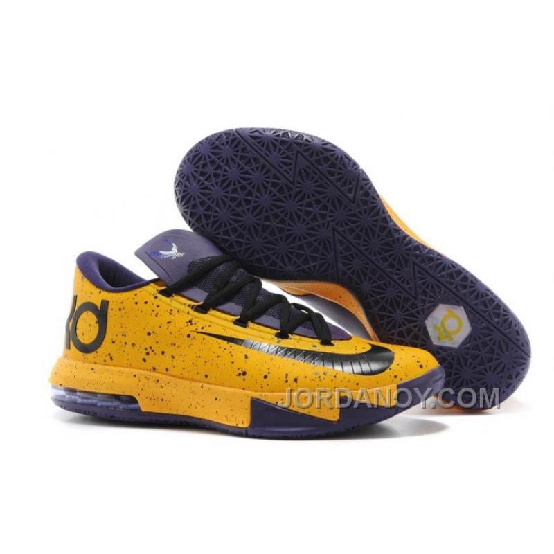"los angeles a7d0c ddfc3 Discount Nike Kevin Durant KD 6 VI ""Montverde Academy Eagles"" PE For Sale"
