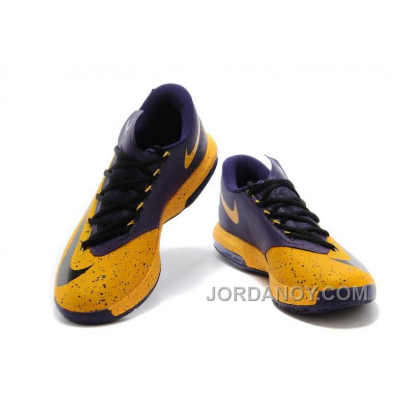"""official photos be357 5158f ... Discount Nike Kevin Durant KD 6 VI """"Montverde Academy Eagles"""" PE For  Sale ..."""