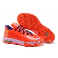 """Hot Now Nike Kevin Durant KD 6 VI """"Valentines Day"""" For Sale"""