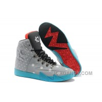 """Super Deals Nike KD 6 NSW Lifestyle """"Birthday"""" Light Grey/Anthracite-White For Sale"""