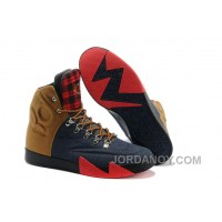 """Hot Now Nike KD 6 NSW Lifestyle QS """"People's Champ"""" Denim Blue/Ale Brown-University Red"""