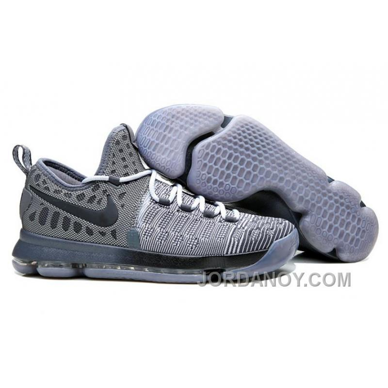 "cheap for discount 7ce0d ef2ea USD  85.25  169.37. Nike KD 9 ""Battle Grey"" Wolf ..."