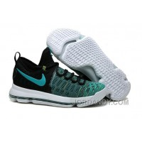 """Cheap To Buy KD 9 """"Birds Of Paradise"""" Black/Clear Jade 2016 For Sale"""