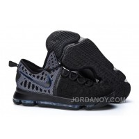 Cheap To Buy KD 9 Black Grey 2016 For Sale