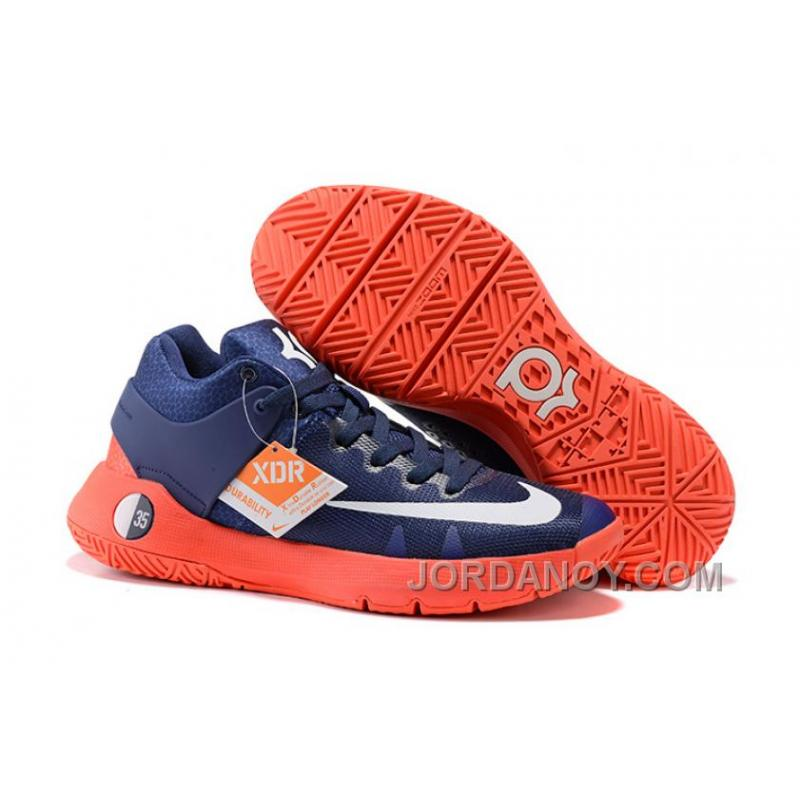 1927d4e1f304 Hot Now Cheap Nike KD Trey 5 IV Obsidian Bright Crimson Deep Royal ...