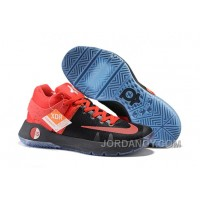 """Authentic Cheap Nike KD Trey 5 IV """"Team"""" Black/Red For Sale"""