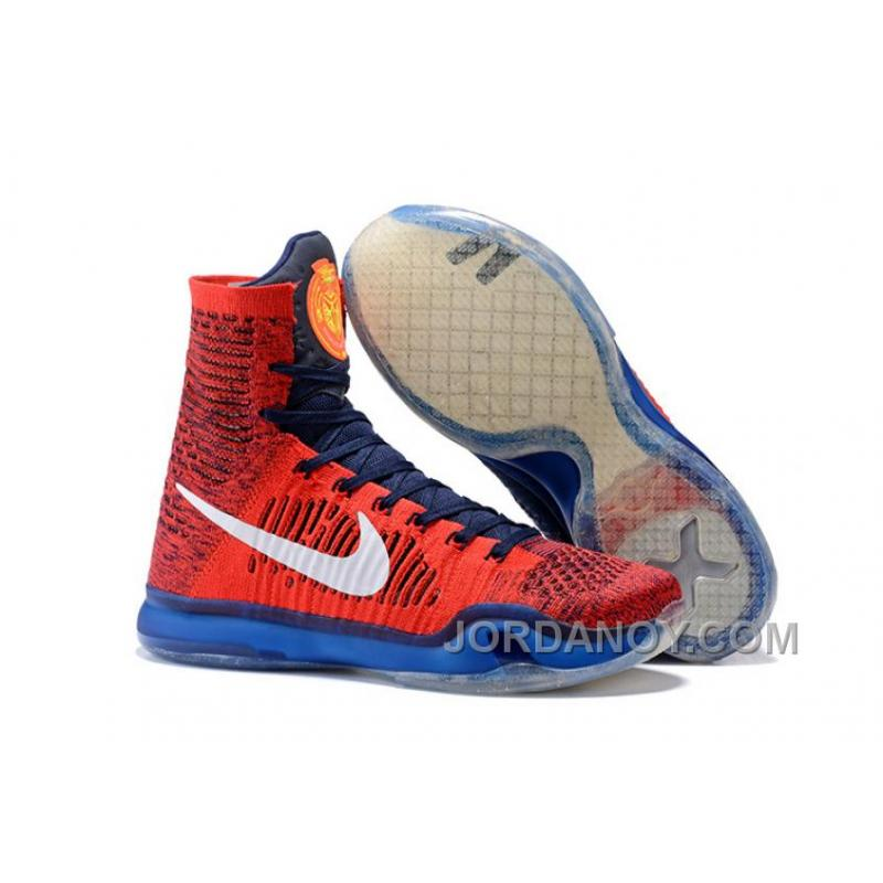 "Nike Kobe 10 Elite High ""American"" Christmas Deals, Price: $108.00 ..."